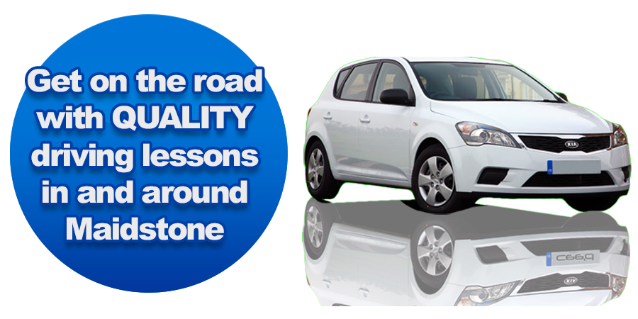 Driving lessons with Maidstone Driving School